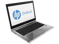 "HP EliteBook 8470p 2.9GHz i7-3520M 14"" 1600 x 900Pixel 3G Nero, Argento"
