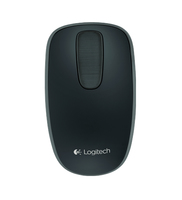 Logitech T400 RF Wireless Ottico Ambidestro Nero mouse