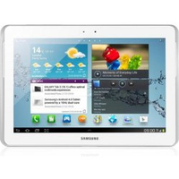 Samsung Galaxy Tab 2 10.1 16GB 3G Bianco tablet