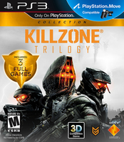 Sony Killzone Trilogy, PS3 PlayStation 3 videogioco