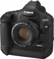 Canon EOS 1Ds Mark III 21.1MP CMOS 5616 x 3744Pixel Nero