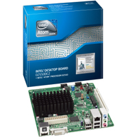 Intel D2550DC2 Intel NM10 Express BGA 559 Mini ITX scheda madre