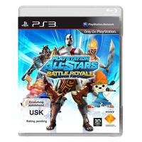 Sony PlayStation All-Stars Battle Royale PlayStation 3 Tedesca videogioco