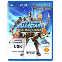 Sony PlayStation All-Stars Battle Royale PlayStation Vita Tedesca videogioco