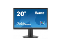 "iiyama ProLite B2080HSD-B1 20"" HD TN+Film Nero monitor piatto per PC"