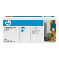 HP 124 Laser cartridge Ciano