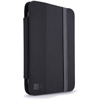 "Case Logic IFOL-308-BLACK 7"" Custodia a libro Nero"