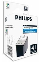 Philips Crystal 41 Nero cartuccia d