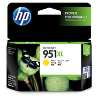 HP 951XL Yellow Giallo cartuccia d
