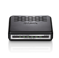 D-Link GO-SW-5G No gestito Nero switch di rete