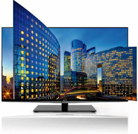 "Toshiba 47WL968F 47"" Full HD Compatibilità 3D Smart TV Wi-Fi Nero LED TV"