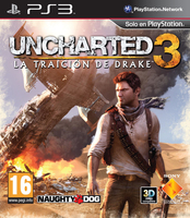 Sony Uncharted 3: La traición de Drake, PS3 PlayStation 3 ESP videogioco