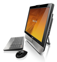 "Lenovo IdeaCentre B320 3.3GHz i3-2120 21.5"" 1920 x 1080Pixel Touch screen Nero, Argento"