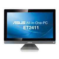 "ASUS ET2411INKI-B019C 2.8GHz i5-3450S 23.6"" 1920 x 1080Pixel Nero, Argento All-in-One PC"