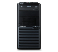 Acer Veriton 290 3.1GHz i3-2100 Mini Tower Nero PC