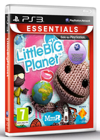 Sony LittleBigPlanet - Essentials, PS3 PlayStation 3 Inglese videogioco
