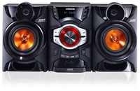 Samsung MX-E630/ZX Home audio mini system 160W Nero set audio da casa