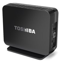Toshiba 2TB Canvio Personal Cloud 3000GB Nero disco rigido esterno