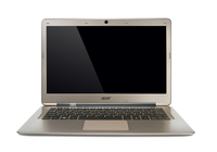 "Acer Aspire 391-53314G52add/T001 1.7GHz i5-3317U 13.3"" 1366 x 768Pixel Oro"