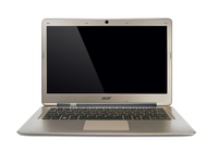 "Acer Aspire 391-73514G12add/T008 1.9GHz i7-3517U 13.3"" 1366 x 768Pixel Oro"