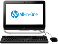 "HP Pro 3520 3.3GHz i3-3220 20"" 1600 x 900Pixel Nero, Argento PC All-in-one"