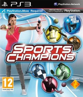 Sony Sports Champions PlayStation 3 videogioco