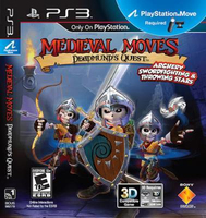 Sony Medieval Moves PlayStation 3 videogioco