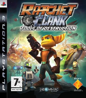 Sony Ratchet & Clank: Tools Destruction PlayStation 3 videogioco