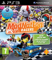 Sony ModNation Racers PlayStation 2 videogioco