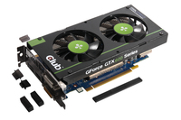 CLUB3D CGNX-XT666F GeForce GTX 660 Ti 2GB GDDR5 scheda video