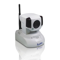ZyXEL IPC2605N IP security camera Interno Bianco telecamera di sorveglianza