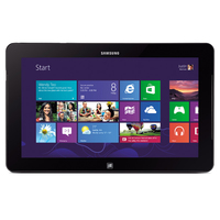 "Samsung ATIV Smart PC Pro 700T 1.7GHz i5-3317U 11.6"" 1920 x 1080Pixel Touch screen Nero Ibrido (2 in 1)"