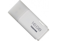 Toshiba PenDrive 16GB 16GB USB 2.0 Tipo-A Bianco unità flash USB