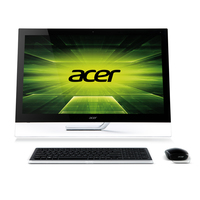 "Acer Aspire 7600U 2.5GHz i5-3210M 27"" 1920 x 1080Pixel Touch screen Nero"
