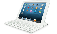 Logitech Ultrathin Keyboard Cover Bluetooth QWERTY Pan Nordic Bianco tastiera per dispositivo mobile