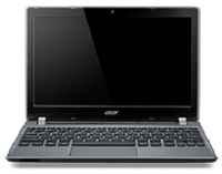 "Acer Aspire 171-32364G32Ass 1.4GHz i3-2367M 11.6"" 1366 x 768Pixel Nero"