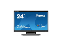 "iiyama ProLite T2452MTS-B1 23.6"" 1920 x 1080Pixel Nero monitor touch screen"