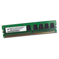 HP 2GB DDR2-800 2GB DDR2 800MHz Data Integrity Check (verifica integrità dati) memoria
