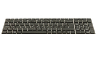 HP 683491-131 QWERTY Portoghese Nero tastiera