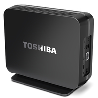 Toshiba 3TB Canvio Personal Cloud 3000GB Nero disco rigido esterno