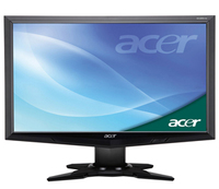 "Acer G5 G195HQLEb 19.5"" Nero monitor piatto per PC"