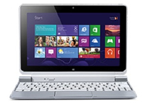 Acer Iconia W510_64_Dock 64GB Bianco tablet