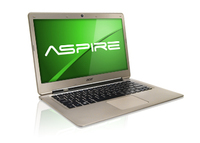 "Acer Aspire 391-53314G52add 1.7GHz i5-3317U 13.3"" 1366 x 768Pixel Oro"