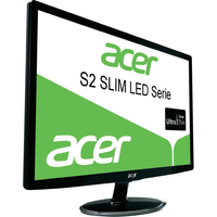 "Acer S2 S222HQLCbid 21.5"" Full HD Nero monitor piatto per PC"