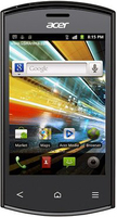 Acer Liquid Express E320 Burgundy (black) Bordeaux