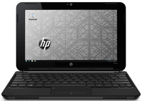 "HP Mini 110-3862sb 1.66GHz N455 10.1"" 1024 x 600Pixel Netbook"
