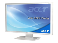 "Acer Essential B243HLDOwmdr 24"" Full HD TN+Film Grigio monitor piatto per PC"