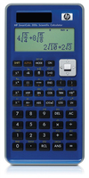 HP SmartCalc 300s Tasca Calcolatrice scientifica Blu