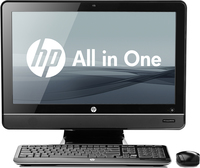 "HP Compaq Elite 8200 2.7GHz i5-2500S 23"" 1920 x 1080Pixel Nero, Argento PC All-in-one"