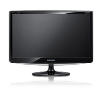 "Samsung B2030N 20"" Nero monitor piatto per PC"